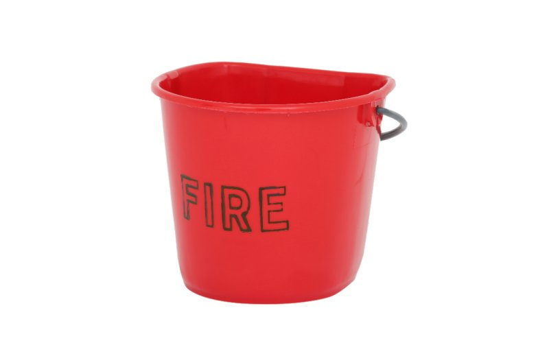Plastic Fire Bucket (PFB1)