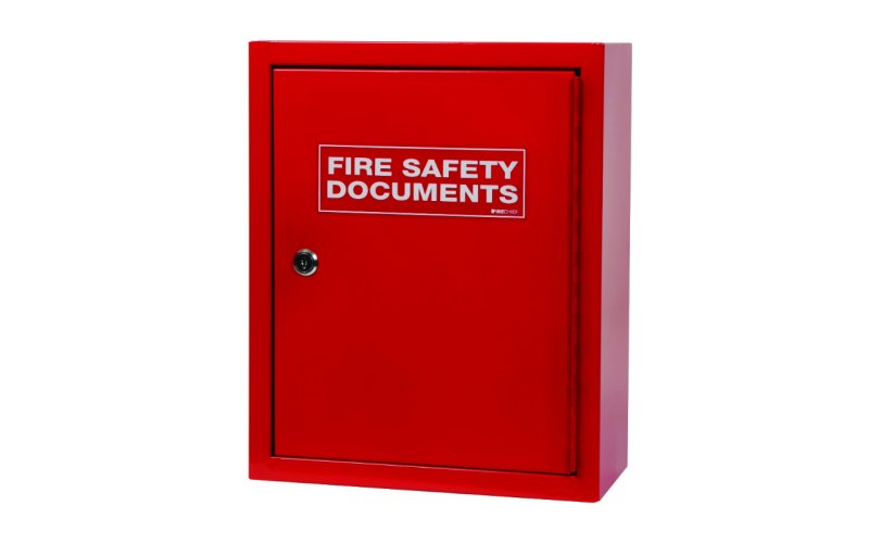 Metal Document Cabinet, Key Lock, Red (FMDCK/RED)