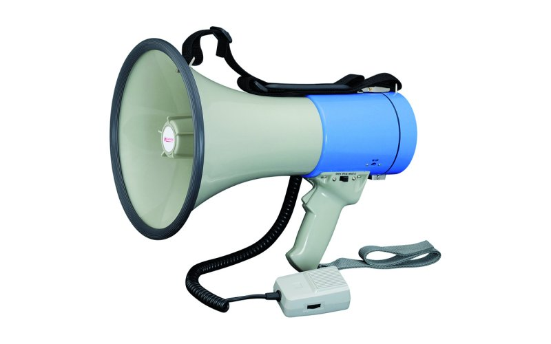 25w Megaphone With Separate Microphone (HMP3)