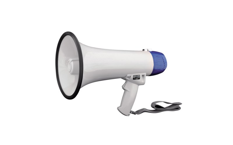 Mini Megaphone With Built In Microphone