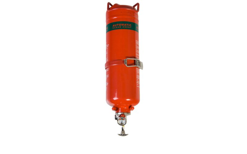 1kg Clean Agent Automatic Fire Extinguisher