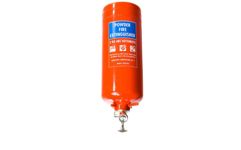 2kg Automatic Dry Powder Fire Extinguisher