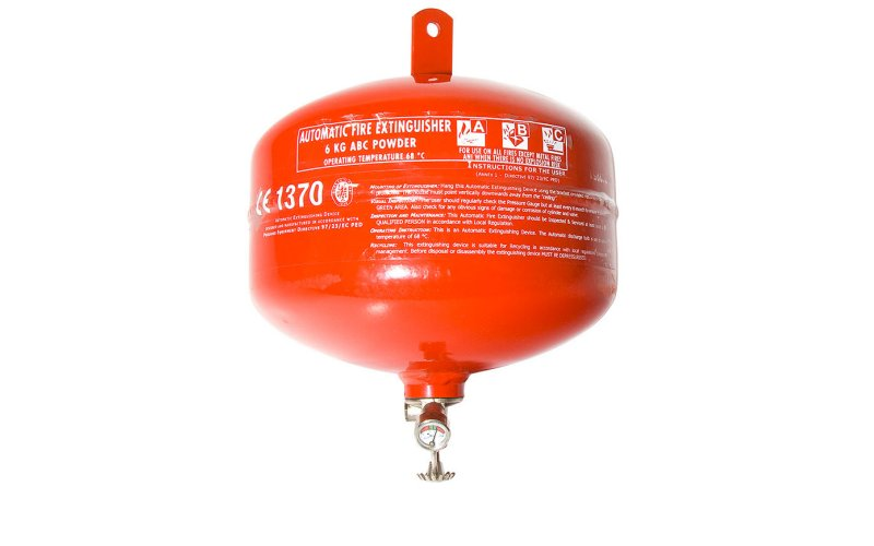 6kg Automatic Dry Powder Fire Extinguisher