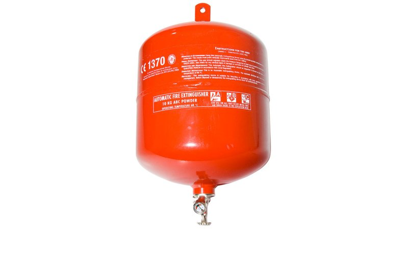 10kg Automatic Dry Powder Fire Extinguisher