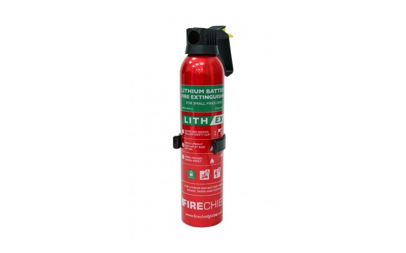 Lith-Ex Fire Extinguisher