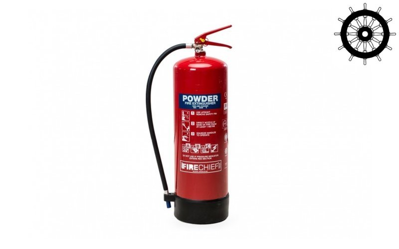 12 kg Powder Fire Extinguisher