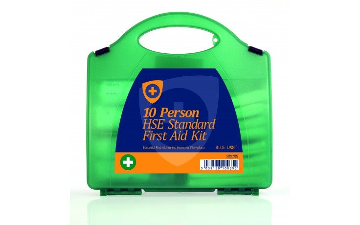 Premium HSE 10 Person First Aid Kit