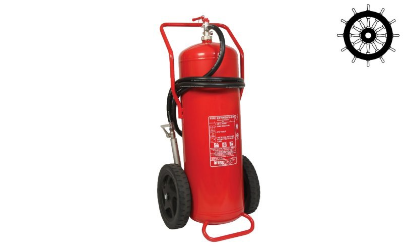 Firechief 100kg ABC Powder Extinguisher (FXP100)